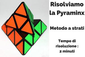 Risolvere la Pyraminx