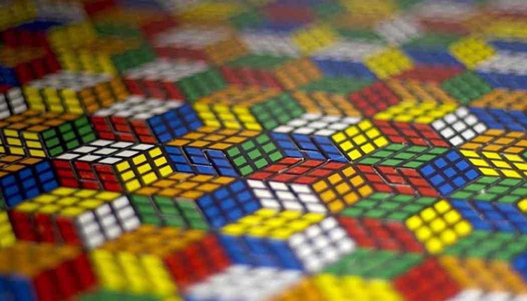 Combinazioni possibili del Cubo di Rubik 3×3