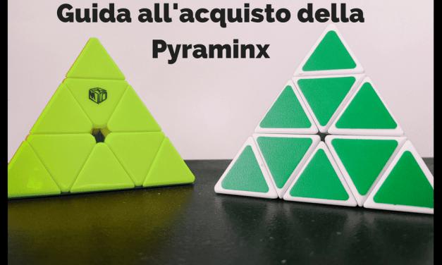 Guida all'acquisto :  Pyraminx