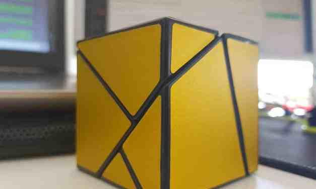 Fangshi 2x2x2 Ghost Cube : Recensione e prime impressioni della Mod