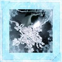 La collana di Elsa 'Frozen Stella di Ghiaccio'