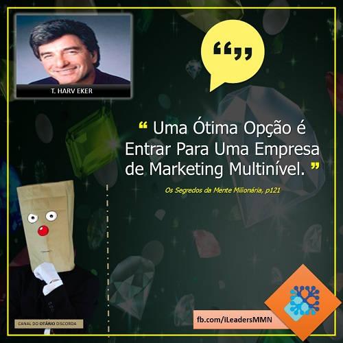 Marketing Multinivel | Harv Eker
