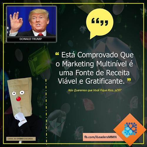Marketing Multinivel - Donald Trump