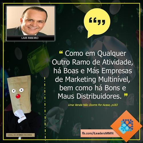 Marketing Multinivel | Lair Ribeiro