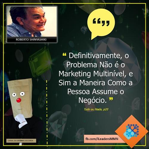 Marketing Multinivel   Roberto Shinyashiki