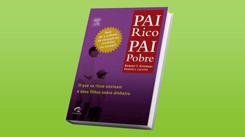 Marketing Multinivel Pai Rico Pai Pobre de Robert Kiyosaki