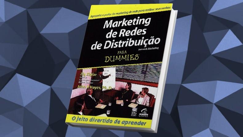 Livros de Marketing Multinivel | Marketing de Rede de Distribuição para Leigos - Zig Ziglar e John Hayes