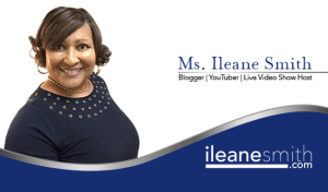 Live Stream with Ileane Smith Today