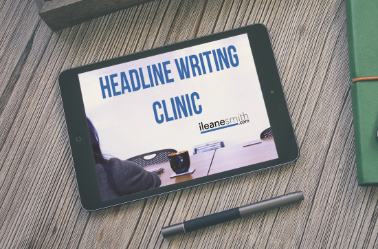 Sharpen Your Headline Writing Skills