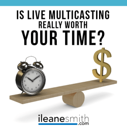 Multicasting Worth Your Time