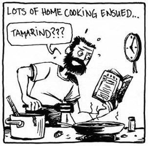 070_iLeftMy Making up food