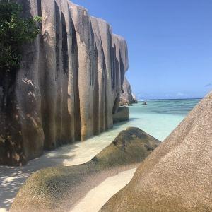 Seychelles - La digue Ile Maurice Inside