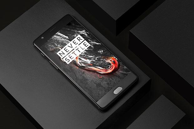 Черный OnePlus 3T представлен официально