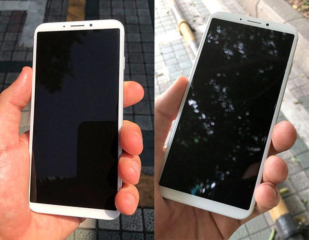 Так может выглядеть iPhone 8 со сканером отпечатков пальцев сзади