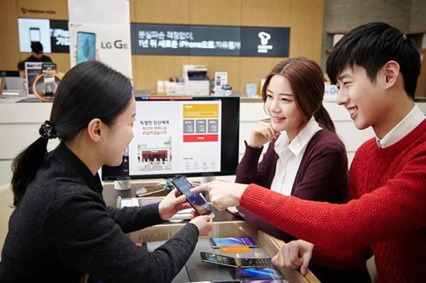 В первый день LG продала 20 000 Android-смартфонов G6