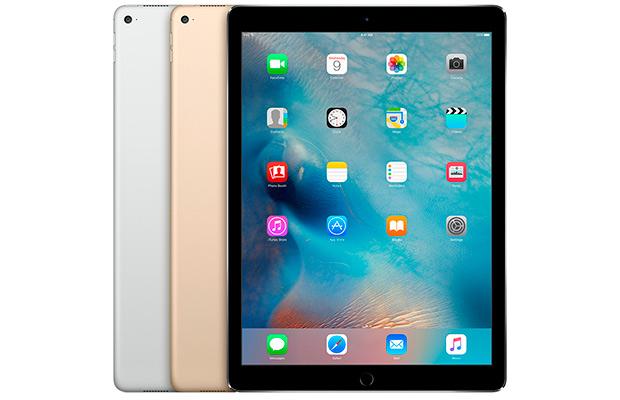 В середине весны Apple может презентовать новый iPad Pro