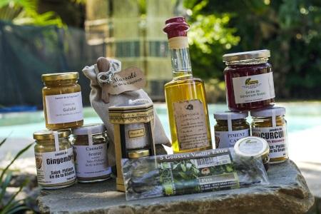 Typiik, vente de produits locaux à la Réunion
