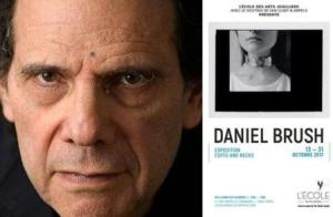 Daniel Bush à l'École des Arts Joailliers : Cuffs and Necks, 13-31 octobre 2017