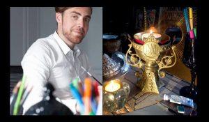 Frédéric Mané : mon calice du XIXe siècle éclaire mon inspiration et mes créations