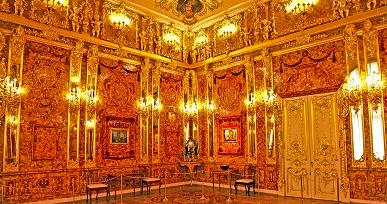 la chambre d'ambre