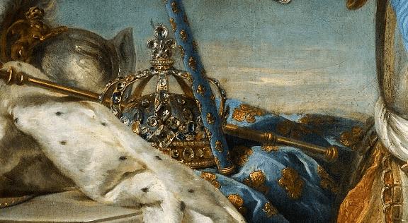 couronne des rois de France