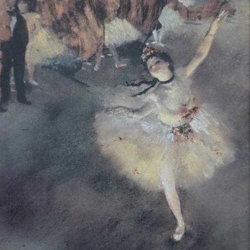 Ballerines par Edgar Degas