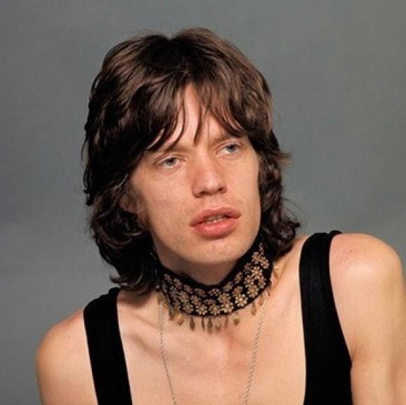 Mick Jagger - choker