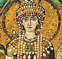 Le luxe byzantin de Théodora
