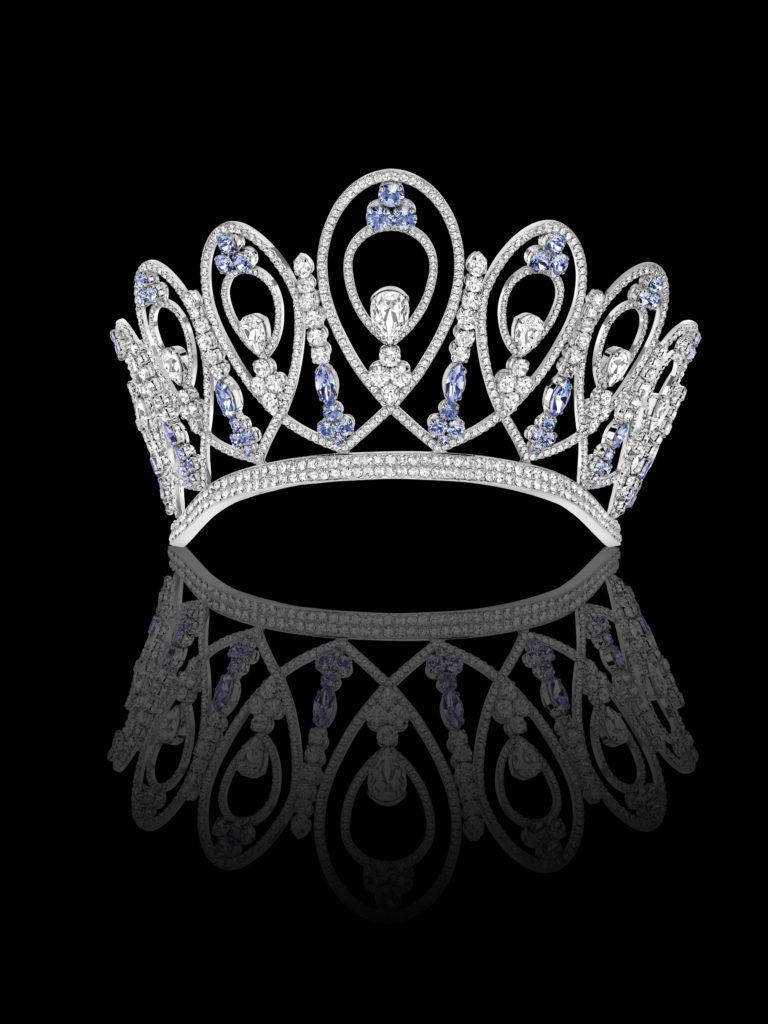 couronne O'céleste Miss France 2018