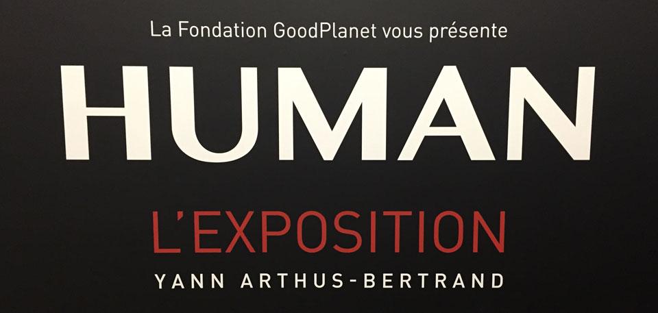 Exposition Human à La Fondation GoodPlanet par il était une veggie