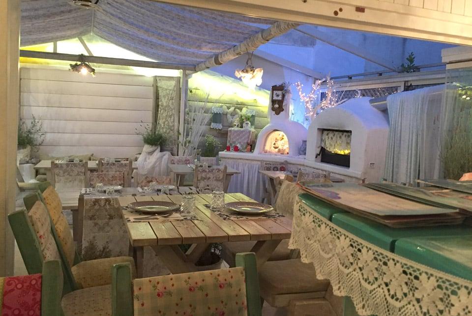 séjour à zanté Avli Traditional Restaurant