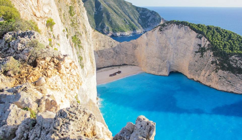 Iles Grecques #2 : Séjour à Zante 🌴