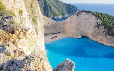 Iles Grecques #2 : Séjour à Zante 🏝