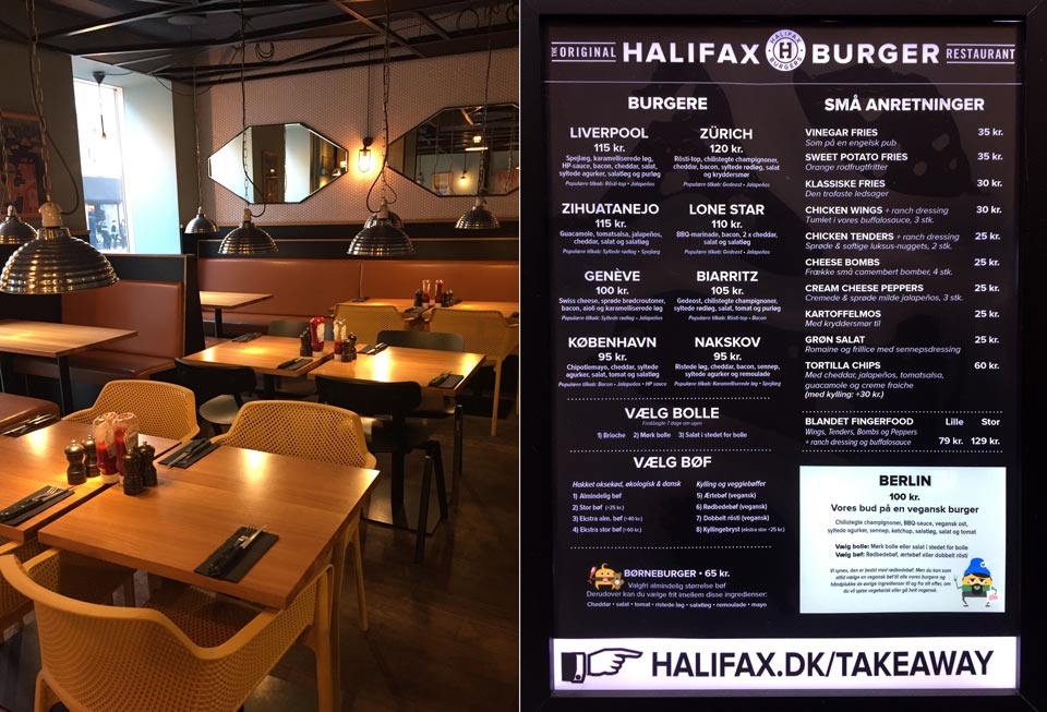 Halifax week end de 3 jours a Copenhague