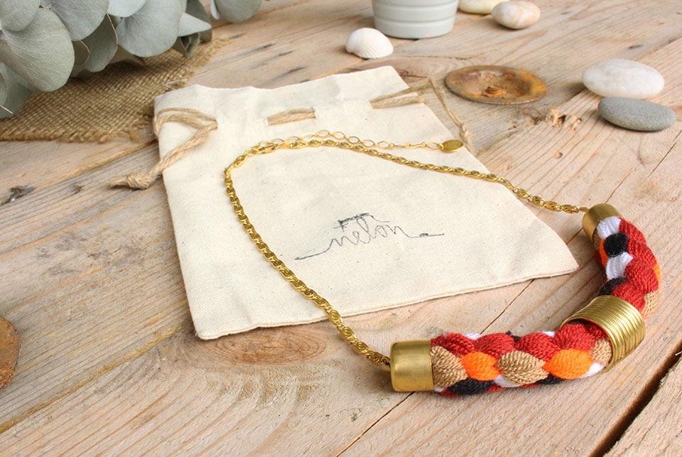 Bijoux éthiques MADAME MELON : L'artisanat du bout du monde