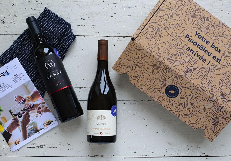 vin bio pinot bleu