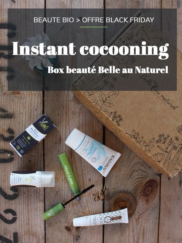 box belle au naturel box bio code promo black friday