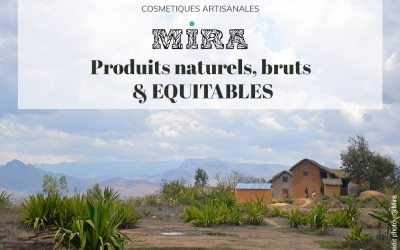 MIRA Cosmétiques naturels & équitables