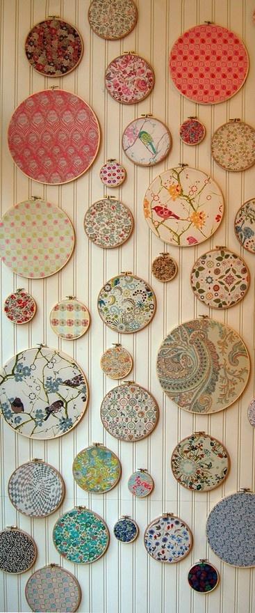 5 DIY Wall Art Ideas from Pinterest on Pinterest Wall Decor  id=74564