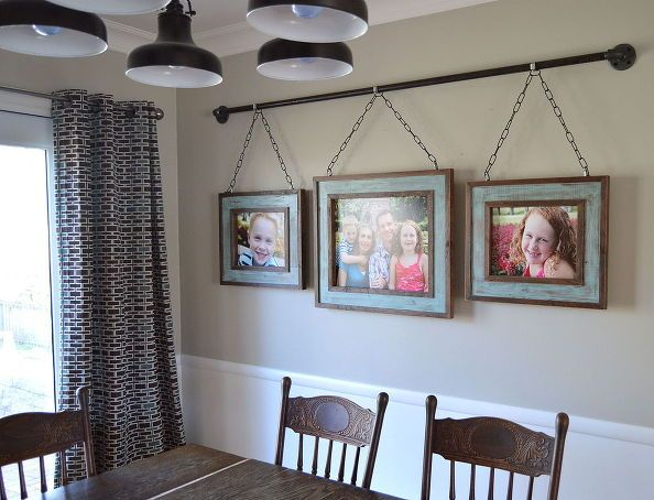 5 Creative Ideas for Hanging Pictures on Picture Hanging Idea  id=50984