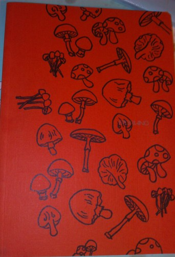 I added the 'shrooms to this notepad