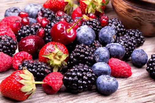 Risultati immagini per frutti di bosco