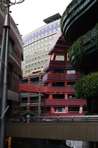 Canal City - Fukuoka, Japon.