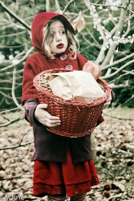 Le Petit Chaperon Rouge (chapitre premier)