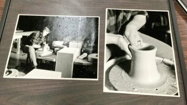 Some Ilford WT fiber printing. 4x5 HP5 and SFX negs. #believeinfilm #printyourshit @ILFORDPhoto all the way.