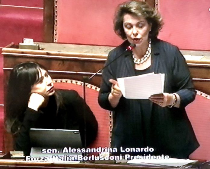 Senatrice Lonardo
