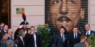 Vertice Conte-Macron a Napoli