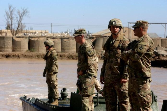 Base irachena a Taji