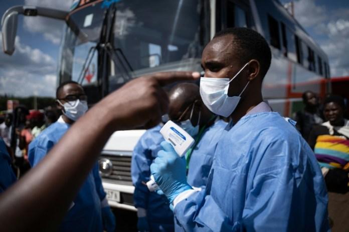 Centro medico del Ruanda