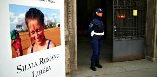 Silvia Romano è libera